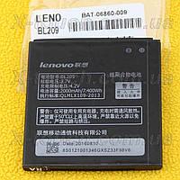 Аккумулятор для Lenovo BL209 АКБ оригинал
