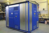 КТП, комплектная трансформаторная подстанция, 6 кВ, 10 кВ