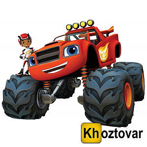 """Іграшка-конструктор для дітей від 6 років """"Вспыш і диво-машинки"""""""