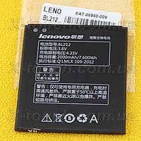 Аккумулятор для Lenovo BL212 АКБ оригинал
