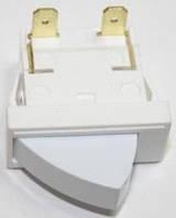Выключатель освещения для холодильника Атлант 908081700128,ВК-70-2