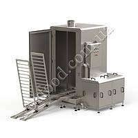 Машина для мойки коптильных рам МКР-1