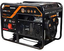 Бензиновый генератор Daewoo GDA 12500E-3 (11 кВт, 3ф, автозапуск)