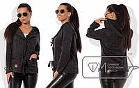 Красивая женская кофта, норма р.42-44,44-46  Фабрика Моды