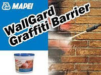 Средство для защиты поверхности от граффити WallGard Graffiti Barrier. 5 кг. Mapei