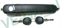 Seat Inca 95-03 ручка двери передняя правая наружная