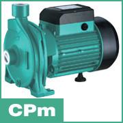 Центробежные одноступенчатые насосы серии CPm