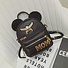 Модный мини рюкзак с ушками, фото 3