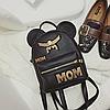 Модный мини рюкзак с ушками, фото 5