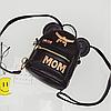Модный мини рюкзак с ушками, фото 9
