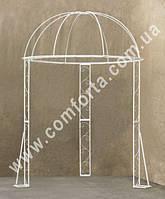 30462 Флора, свадебная арка - шатер с куполом, высота ~ 2,9 м, диаметр ~ 2,1 м, каркас металлический разборный