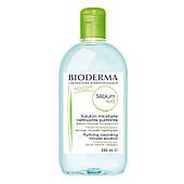 Мицеллярный лосьон Bioderma Sebium H2O Micellaire Solution