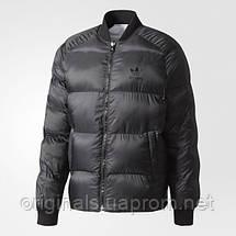 Мужская зимняя куртка Adidas Superstar Bomber BR4798, фото 3