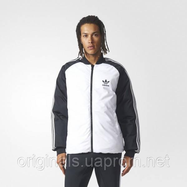 Мужская зимняя куртка Adidas Superstar Bomber BR4798
