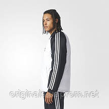 Мужская зимняя куртка Adidas Superstar Bomber BR4798, фото 2