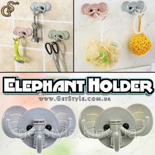 """Держатель Слоник - """"Elephant Holder"""" - 2 шт."""