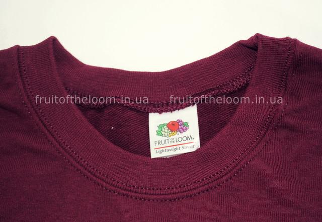 Бордовый мужской  лёгкий свитер