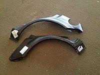 Арка задняя правого колеса (ремонтная арка) 5 doors Хюндай гетц (Hyundai Getz) 2002-2005, фото 1