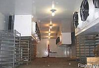 Установка холодильного оборудования