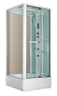 Гидромассажный бокс (гидробокс) Miracle NA115-3, 1100x900х2150