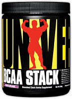 БЦАА, Universal Nutrition, BCAA Stack, 250gr, 25порц