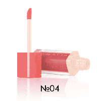 Жидкая матовая помада Bourjois Rouge Edition Souffle de Velvet Lipstick №04 7,7ml