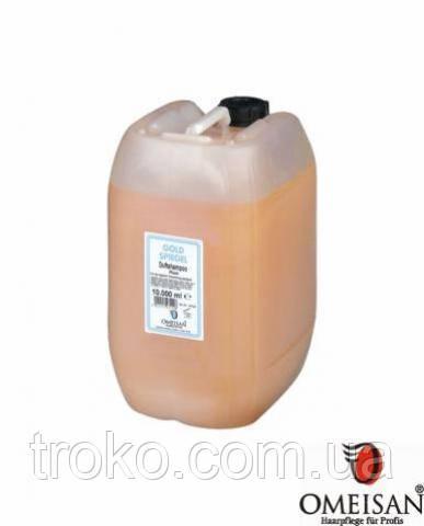 Omeisan Goldspiegel Шампунь Персик для всех типов волос 10КГ