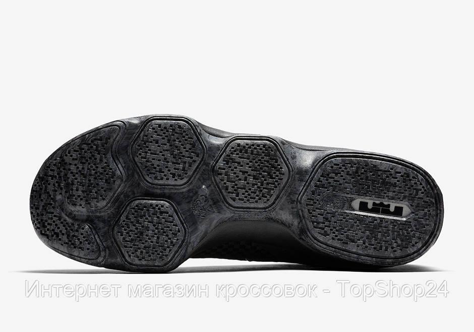 Купить Кроссовки Nike LeBron 14 Low Black в интернет магазине ... 7032719be36