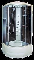 Гидромассажный бокс (гидробокс) Miracle 888Rz+ new КПУ (100x100), 1000x1000x2150 мм