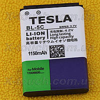 Аккумулятор для Nokia BL5C АКБ Tesla