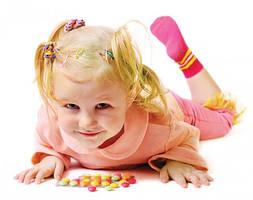 Витамины и полезные добавки для детей