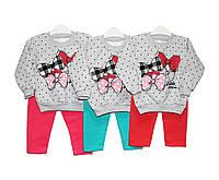 Костюмы детские трикотажные для девочек Enes 543