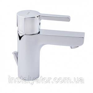 Hansa Form 49092203 Смеситель для умывальника с донным клапаном