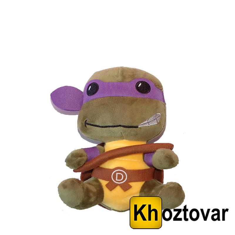 """Мягкая игрушка """"Донателло"""" черепашка-ниндзя на присоске TMNT Donatello"""