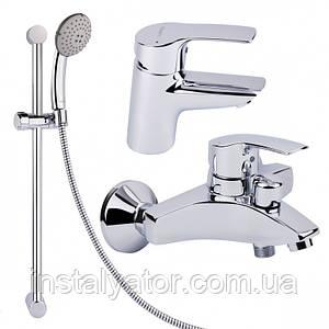 Hansa Polo 4641 02000046 Смесители для умывальника, ванны, стойка