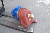 Редукторная часть к мотор-редуктору МЦ2С-80