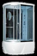 Гидромассажный бокс (гидробокс) Miracle F76-3W R/Rz+ new КПУ, 1200x850x2150 мм