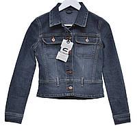 Пиджак женский джинсовый Crown Jeans модель 448 (LADY) Vintage denim collection