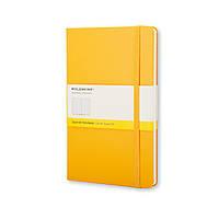 Блокнот Moleskine Classic Желтый Карманный 192 страницы в Клетку (9х14 см) (9788866136347), фото 1