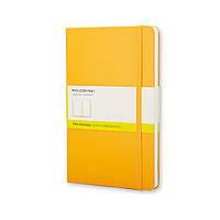 Блокнот Moleskine Classic Желтый Карманный 192 страницы Нелинованный (9х14 см) (9788866136354), фото 1