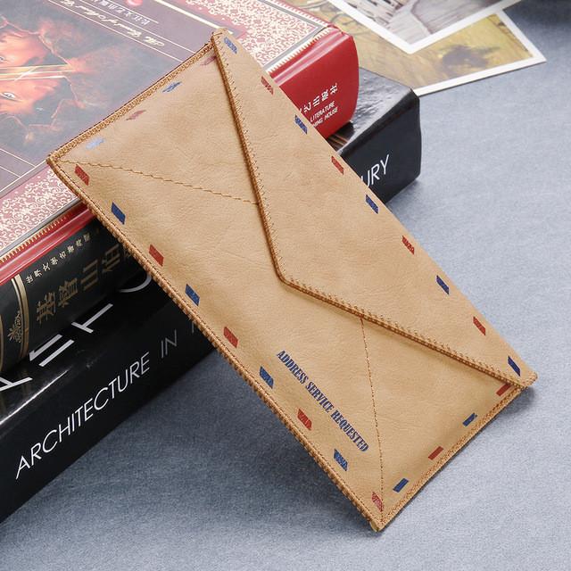 Кожаный конверт-чехол в стиле Ретро (кожзам)!