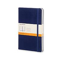 Блокнот Moleskine Classic Темно-синій Кишеньковий 192 сторінки в Лінійку (9х14 см) (8051272892055), фото 1