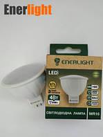 Светодиодная лампа 4W MR16 3000K Enerlight