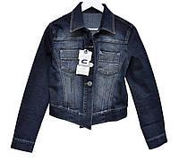 Пиджак женский джинсовый Crown Jeans модель 463 (LADY) Vintage denim collection