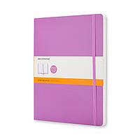 Блокнот Moleskine Classic Розовый Большой 192 страницы в Линейку Мягкая обложка (19х25 см), фото 1
