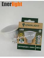 Светодиодная лампа 5W MR16 4100K Enerlight