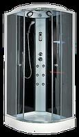 Гидромассажный бокс (гидробокс) Miracle 888-15 (100x100), 1000x1000x2150 мм