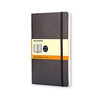 Блокнот Moleskine Classic Черный Карманный 192 страницы в Линейку Мягкая обложка (9х14 см) (9788883707100), фото 1