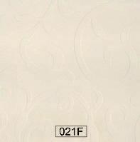 Пластик 021 F ванильный полуматовый цветок