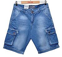 Шорты джинсовые мужские Crown Jeans модель 2655 (DN60)
